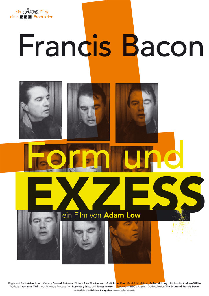 Francis Bacon — Form und Exzess