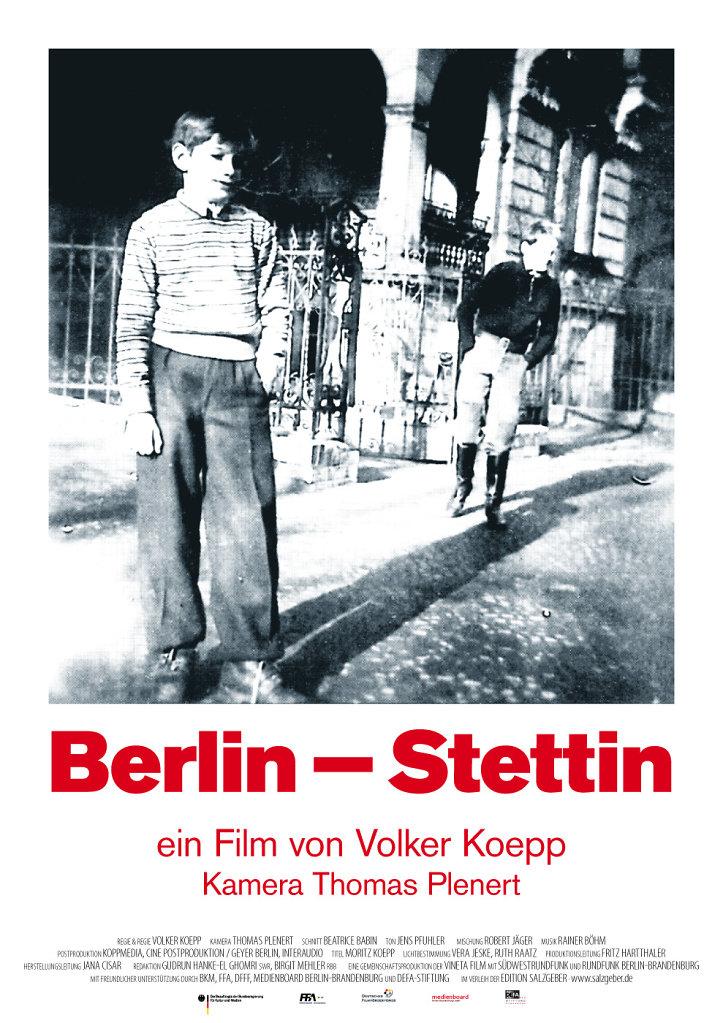 Berlin—Stettin (Entwurf)