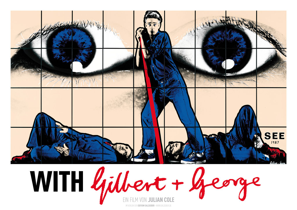 With Gilbert + George