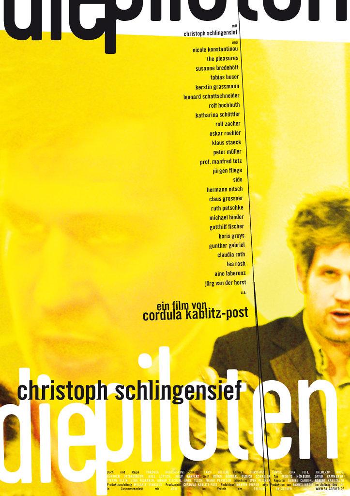 Christoph Schlingensief — Die Piloten