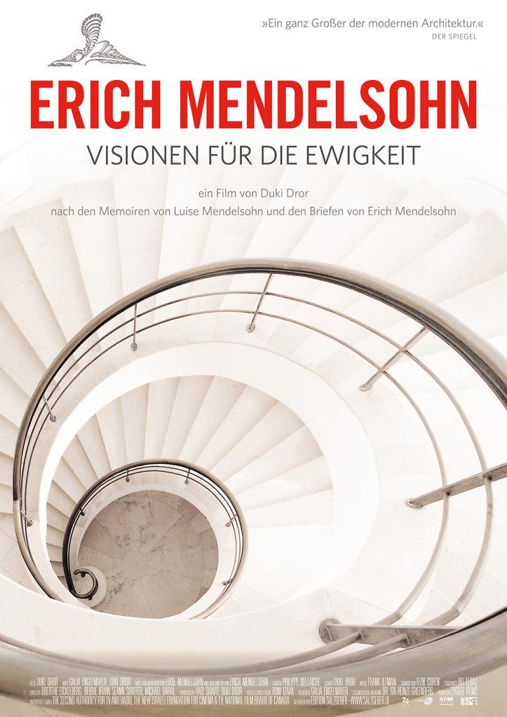 Erich Mendelsohn —Visionen für die Ewigkeit