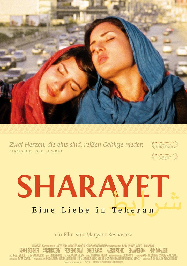 Sharayet — Eine Liebe in Teheran