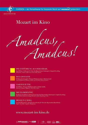 Amadeus, Amadeus!