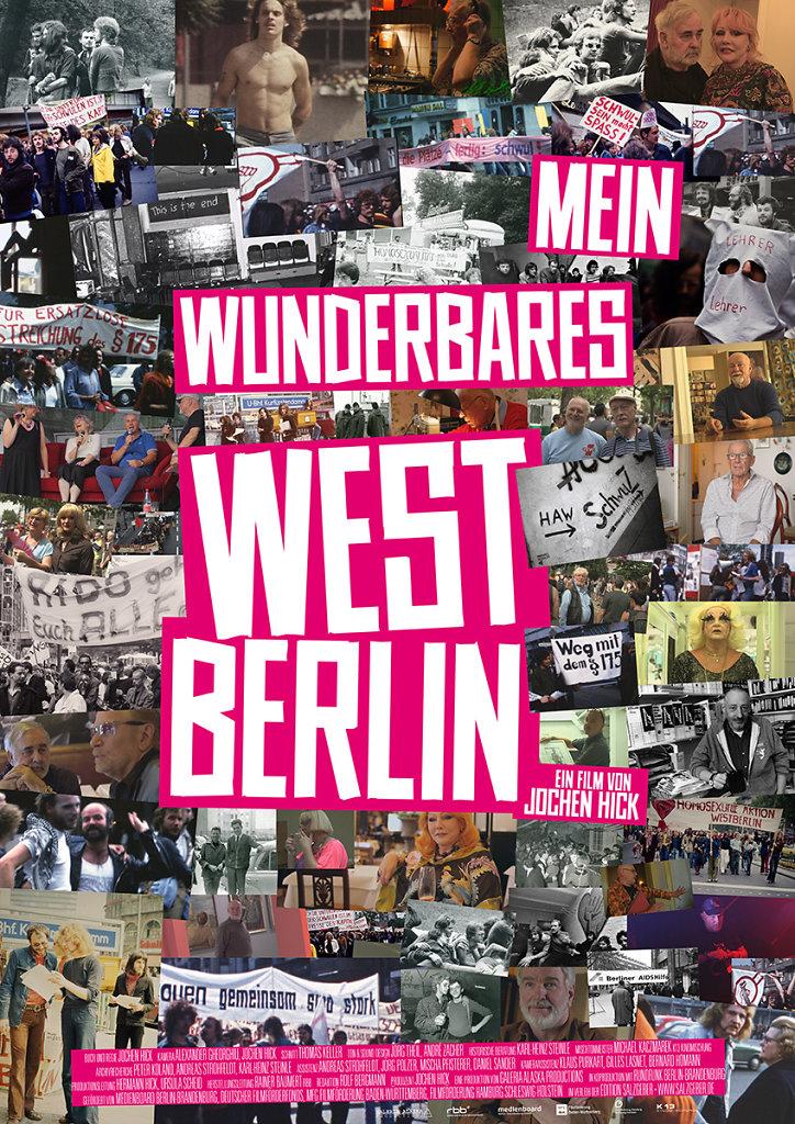 Mein wunderbares West-Berlin (Entwurf)